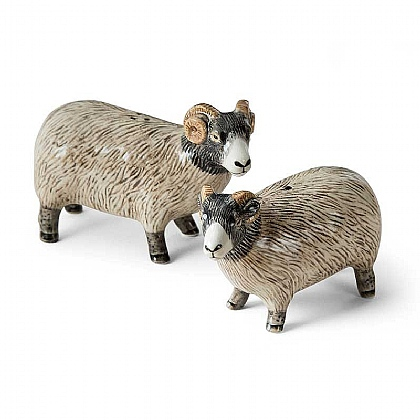 Swaledale Sheep Salt & Pepper