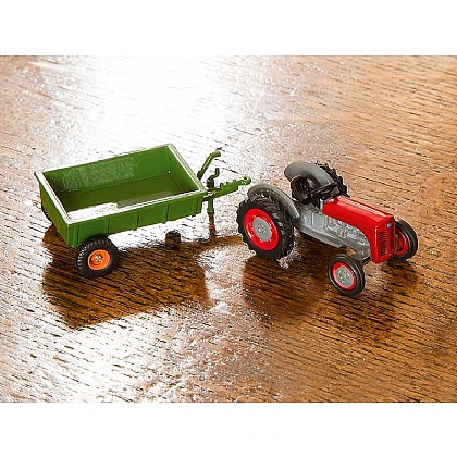 Museum Selection Ferguson Tractor & Trailer Models