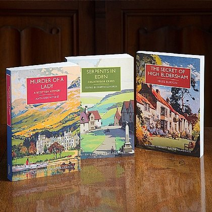 Set of 3 Country House Mysteries