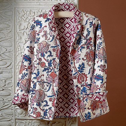 Museum Selection Abha Reversible Jacket