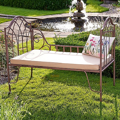 Tyntesfield Bed Bench