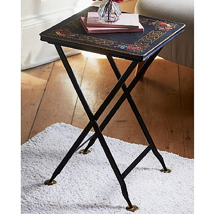 Bouquet Metal Folding Table