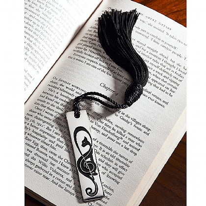 Musical Cat Bookmark