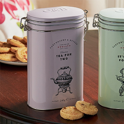 Decadent Tea for Two Duo Tin