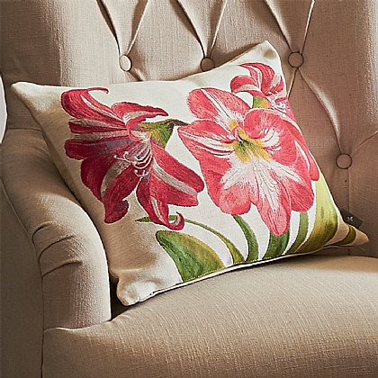 Amaryllis Tapestry Cushion
