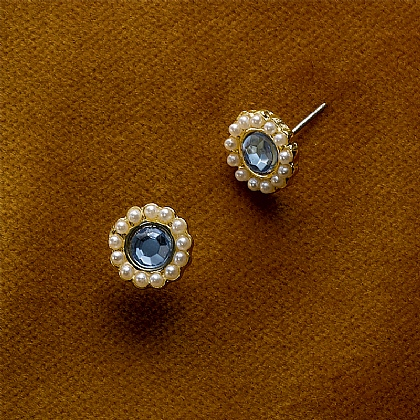 Mary of Burgundy Earrings
