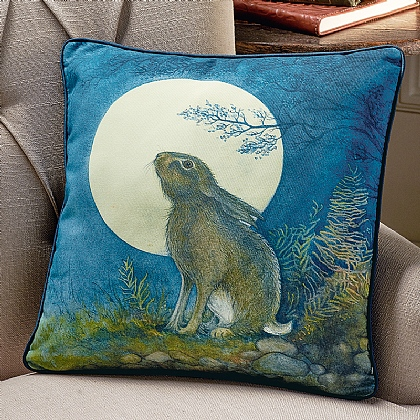 Spellbound Hare Cushion