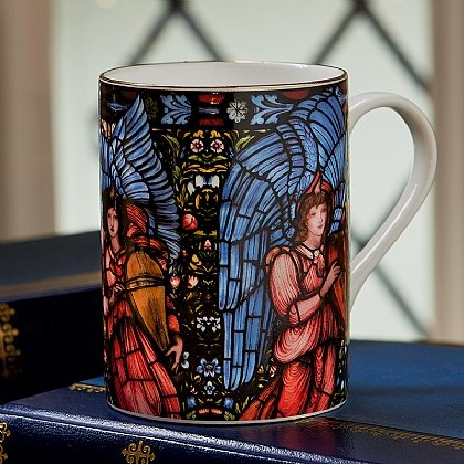 Burne Jones Angel Mug