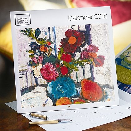 Scottish Collection Highlights Calendar 2018