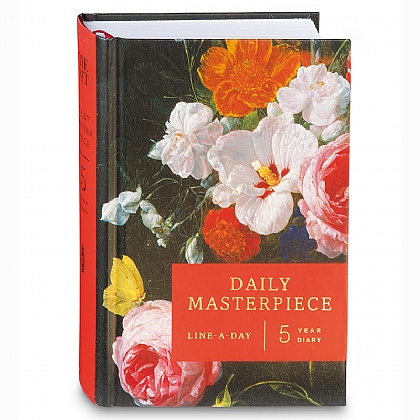 Daily Masterpiece 5 Year Journal