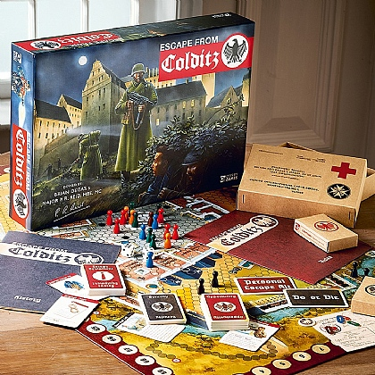 Escape From Colditz Board Game