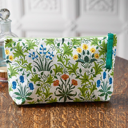 Celandine Embroidered Pouch