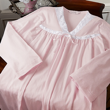 Victoria Cotton Nightdress