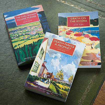 Set of 3 Bude Mysteries