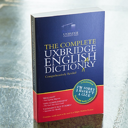 The Complete Uxbridge Dictionary