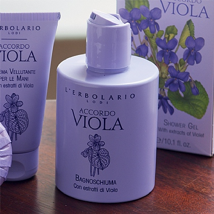 Viola Shower Gel